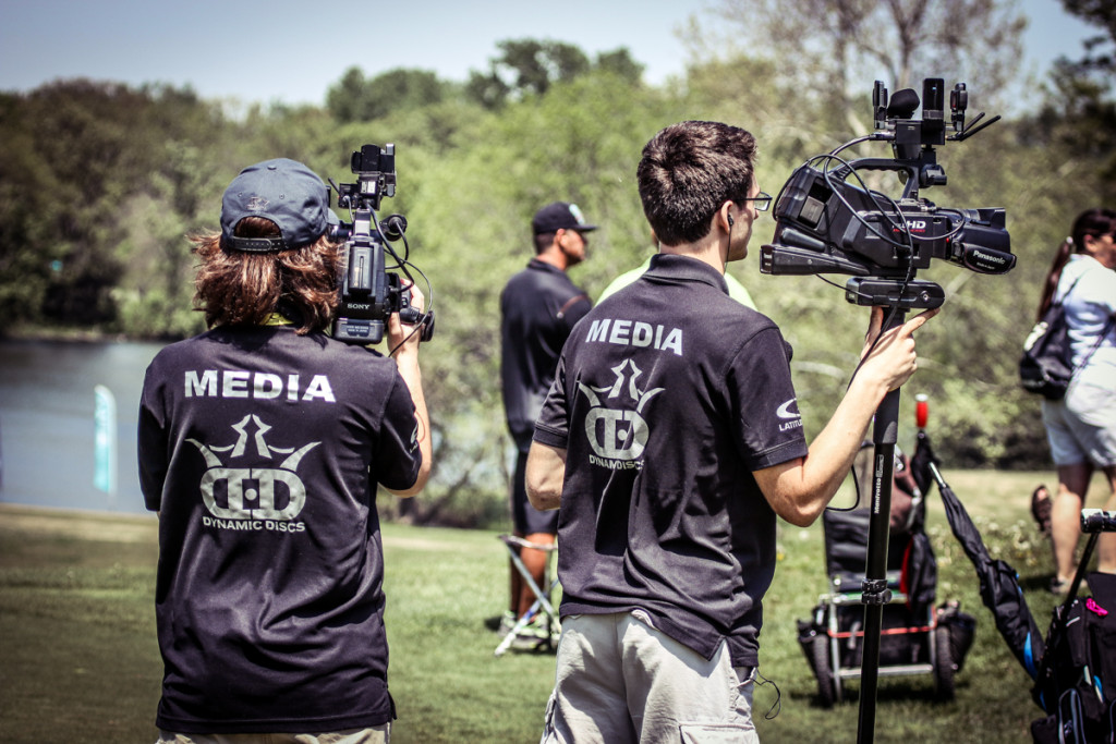 Dynamic Discs Disc Golf Media